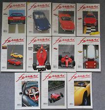 Ferrari World One Magazine Issue No. 3 4 5 7 8 9 10 11 15  21 Chose One Issue