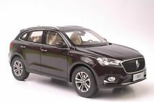 BORGWARD BX7 SUV model in scale 1:18 brown