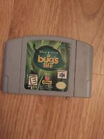 A Bugs Life Nintendo 64 N64 Game Cart Tested Works NG1