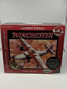 Gearbox Limited Edition Winchester Grumman Goose Replica Coin Bank Airplane
