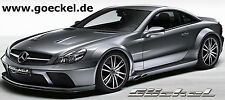 Mercedes SL R230 AMG65 BlackSeries-Look Komplettumbau SL R230 -04.2008 G