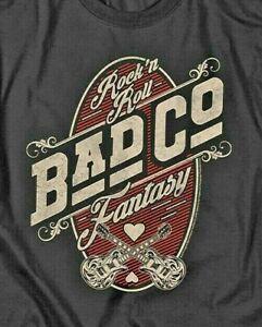 "Bad Company ""Fantasy""  Mens Unisex T-Shirt -Available Sm to 5x"