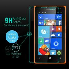 100% Genuine Tempered Glass Screen Protector For Microsoft Nokia Lumia 435