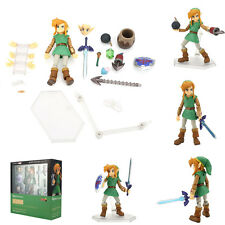 Figma Link Legend of Zelda Action Figure Shield PVC Toys Collections Luxury New