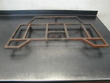 1984 84 SUZUKI LT125 LT 125 ATV FOUR WHEELER BODY LUGGAGE CARRIER RACK