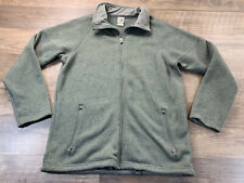 Burton Dryride Full Zip Mens Jacket XL Green
