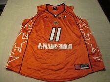 Adidas WNBA Los Angeles Sparks Women's Basketball Jersey Williams-Franklin 2XL