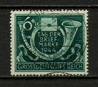 (YYAW 778) Germany 1944 USED Mi 904 Sc B288 Nazi Post Horn and Letter