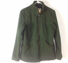 Barbour Women Dunmoor Fleece Jacket Range Olive Size 14 Sporting Country Attire