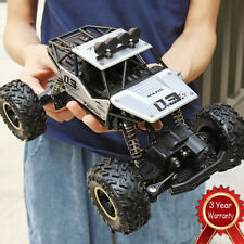 US 11'' 4WD RC Monster Truck Off-Road Vehicle Remote Control 2.4G Buggy Crawler