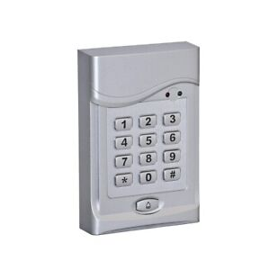 ALEKO Multicode Wired 24V Keypad for ALEKO Gate Openers 24V Models