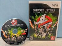 Ghostbusters: The Video Game (Nintendo Wii, 2009) Tested & Working