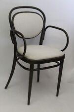 1 v. 2 Bugholz Stühle Armlehne Mod. 78  Thonet 215 PF Dunkelbraun Nußbaum