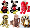 Mickey Minnie Baby Kid Toddler Safety Harness Animal Backpack Walking Strap Rein