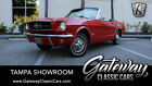 1965 Ford Mustang  Rangoon Red 1965 Ford Mustang  200 CID Inline 6 cylinder 3 Speed Automatic Avail