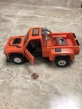 Vintage 1985 M.A.S.K. Kenner Orange Firecracker Truck Toy