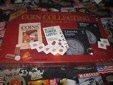 United States Coin Collecting Starter Set 1992- Whitman