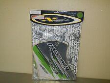 1988-2000 kawasaki kx80 kx100 nos n style graphics and seat cover kx 100 80