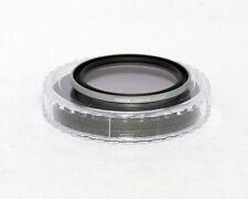 Fujifilm Fuji Fujinon Super EBC Protector Filter For X10 X20 X30 Only NEW Silver
