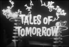 Tales Of Tomorrow Vintage 1951 to 1953 Science Fiction Series 40 Episodes 5 Dvds