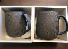 Starbucks Reserve Charcoal Mug Japan 2020 Meguro store Limited 400ml boxed Tokyo