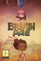 Broken Age - PC Game - New