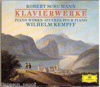 Schumann:Werke Für Klavier (Piano Works) / Wilhelm Kempff - CD