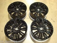 "20"" 05-15 Chrysler 300 S C Wheels Black Rims Oem Factory Series 300C Custom 2420"