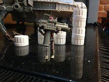 🌟 🌟 Halcón Milenario Star Wars Legado 2008 parte inferior frontal Arma (hasbro pieza de repuesto)