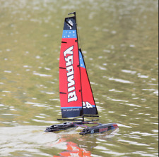Joysway BINARY Catermaran Sailboat 2.4GHz RTR - RC Sailing Yacht (28 Inch High)