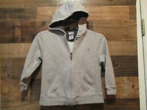CHAMPION Youth Size XS Full Zip Sweat Shirt Hoodie Hooded Jacket In EUC