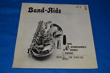 Band-Aids~Band Accompaniments To Favorite Classics~Music Minos One~FAST SHIPPING