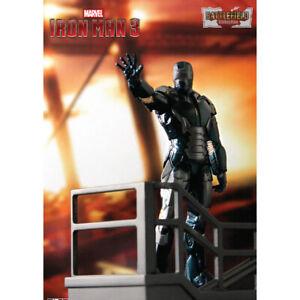 "Dragon #35602 3"" Iron Man 3 - Mark 40 - Hyper Velocity Suit ""Shotgun""(BCDD)"