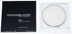 Youngblood Anti-Shine Mattifier- Refill Pan, 0.25 Ounce