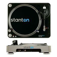STANTON T 55 USB Giradischi professionale trazione a cinghia 33/45 x dj NUOVO