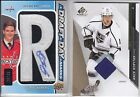 """14/15 UD SP GAME USED SPGU FILIP FORSBERG DRAFT DAY MARKS """" R"""" RC AUTO 28/35"""