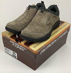 Skechers Sport Men's Size 10.5 Rig Mountain Top Sneaker Brown 51292/BRN New