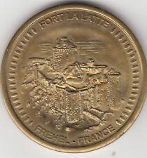 Médaille contemporaine Française Le Fort LA LATTE