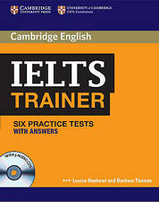 IELTS Trainer Six Practice Tests with Answers and Audio CDs (3) by Louise Hashe…