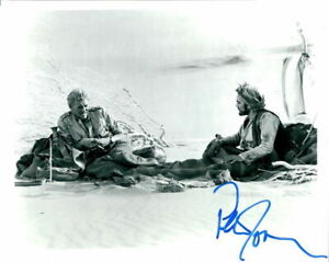Peter O'Toole (Lawrence of Arabia) in-person signed 8x10 photo
