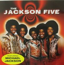 THE JACKSON FIVE - FEATURING MICHAEL JACKSON  -  CD