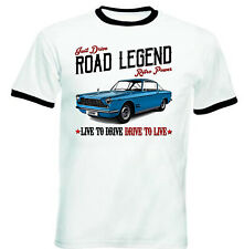 Fiat 2300 Coupe - NEW COTTON TSHIRT - ALL SIZES IN STOCK