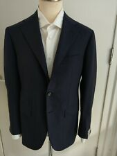 SARTORIA PARTENOPEA SUIT - LARGE SIZES AVAILABLE - LUXURY TAILORING HANDMADE