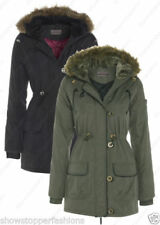 Polyester Military Coats & Jackets for Women