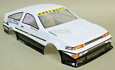 1/10 RC Car BODY Shell TOYOTA TRUENO AE36 200mm *FINISHED*