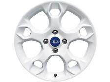 """Genuine Singolo Ford Fiesta 17"""" LEGA RUOTA - 5 ha parlato Y Frozen Bianco (1759892)"""