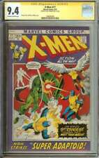 X-MEN #77 CGC 9.4 OW/WH PAGES