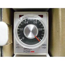 Minuteur OMRON h3m-b