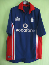 Maillot Angleterre England Cricket Admiral Vodafone jersey Vintage - M