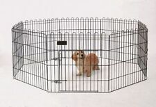 "8 Sided 18"" High Octagonal Puppy Dog Rabbit Guinea Pig Play Pen"